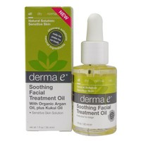 Derma E Soothing Facial Treatment Oil 30Ml Bakım Y
