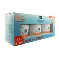 Bioder Bio Epilation Sirli Ilık Ağda 3X200ml