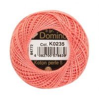Coats Domino 8Gr Pembe No: 8 Nakış İpliği - K0235