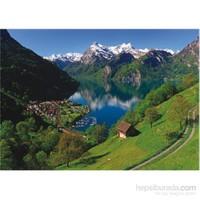 Lake Lucerne Swıtzerland /