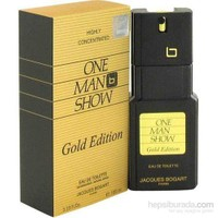 Jacques Bogart One Man Show Gold Edition Edt 100 Ml Erkek Parfüm