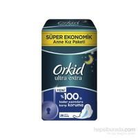 Orkid Ultra Extra Gece Anne Kız 26 Adet 12'Li