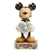 Disney Traditions Enesco Mickey Mouse Figurine Its A Boy