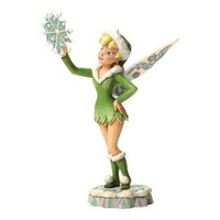 Disney Traditions Enesco Tinker Bell Frost Fairy Figure
