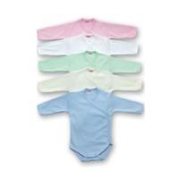 Sevi Bebe Çıtçıtlı Önden Açık Badi (Body)