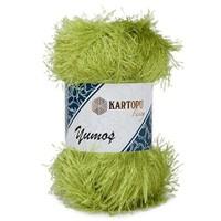 Kartopu Yumoş Yeşil El Örgü İpi - K369
