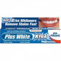 Plus White Ekstra Peroksitli Beyazlatıcı Diş Macunu
