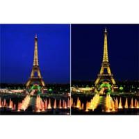 Educa Puzzle Tour Eiffel , Neon (1000 Parça)