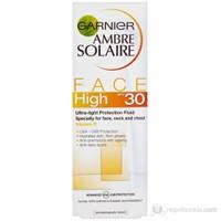Garnier Ambre Solaire Face Yüz Kremi Spf 30 50 Ml