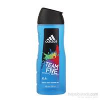 Adidas Duş Jeli ABL King 2in1 Team Five 400 ml