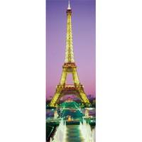 Clementoni Puzzle Tour Eiffel (1000 Parça, Panorama)