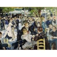 Ricordi Puzzle Moulin de la Galette, Renoir (1000 Parça)
