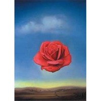 Ricordi Puzzle Rose Meditative, Dali (1000 Parça)