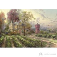 Schmidt 1000 Parça Thomas Kinkade Abundant Harvest