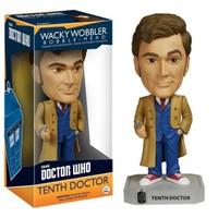 Funko Doctor Who Dr #10 Wacky Wobbler