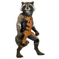 Neca Guardians Of The Galaxy Full Size Figure Rocket Raccoon