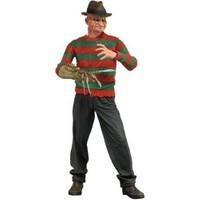 Neca Freddy Krueger A Nightmare On Elm Street Seri 4 Power Glove Freddy 7 İnch Action Figure