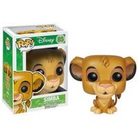 Funko Disney Lion King Simba Pop