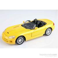 Motomax 2003 Dodge Viper SRT 1/18 Die Cast Model Araç