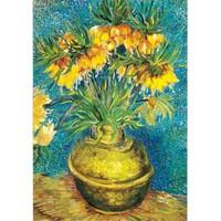 Ricordi Puzzle Fritillaires, Van Gogh (1000 Parça)