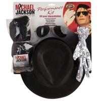Rubies Michael Jackson Aksesuar Kiti