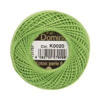 Coats Domino 8Gr Yeşil No: 8 Nakış İpliği - K0020