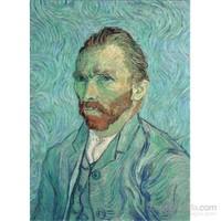 Autoportrait, Van Gogh (1000 Parça)