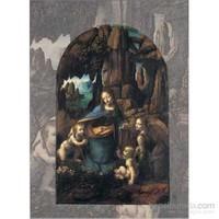 Vergine Delle Rocce, Da Vinci (1000 Parça)