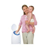 Angelcare Kirli Bebek Bezi Atık Sistemi