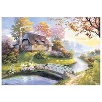 Castorland 1500 Parça Puzzle Cottage