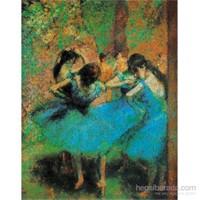 Danseuses Bleues, Degas (1500 Parça Puzzle)