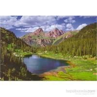 Needle Mountains, Colorado (5000 Parça Puzzle)