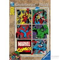 Ravensburger 500 Parçalık Puzzle Avengers