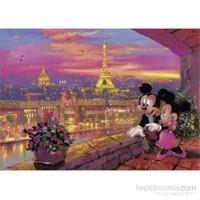 Ravensburger Disney Mickey Mouse Paris 1000 Parça Puzzle