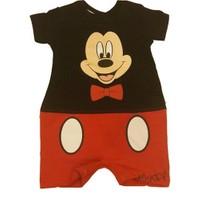 Çimpa Disney Mickey Mouse Kısa Tulum