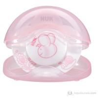 Nuk Baby Rose Silikon Uyku Emzik No:1 Saklama Kutulu
