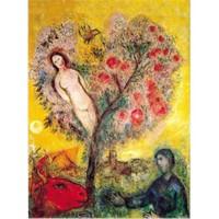 Ricordi Puzzle La Branche 1976, Chagall (1000 Parça)