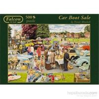 Car Boot Sale (500 Parça Puzzle)