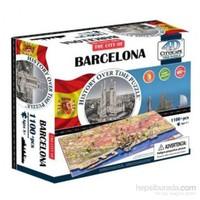 Barcelona Skyline Time