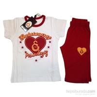 Galatasaray Çocuk Tshirt Takımı Gsstore Lisanslı Gs T2