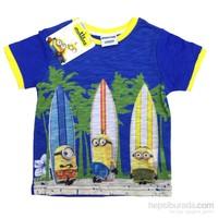 Minions Çocuk Tshirt Disney Lisanslı Mn T3