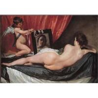 Ricordi Puzzle Venere allo specchio, 1650 Velazquz (1500 Parça)