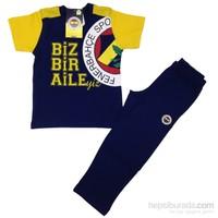 Fenerbahçe Çocuk Tshirt Takımı Fenerium Lisanslı Fb T1