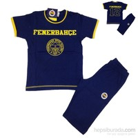 Fenerbahçe Çocuk Tshirt Takımı Fenerium Lisanslı Fb T2