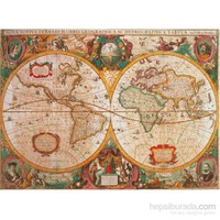 Clementoni 1000 Parça Puzzle Mappa Antica