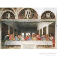 Clementoni 1000 Parça Puzzle Leonardo - Cenacolo