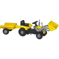 Dolu Römorklu Kepçeli Traktör