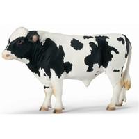 Schleich Holstein Boğa Figür Model