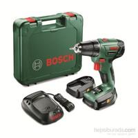 Bosch PSR 1440 LI-2 Çift Akü Çantalı Vidalama