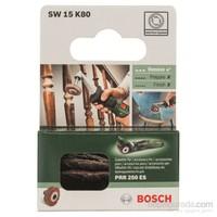 Bosch Prr 250 Es Esnek Rulo Zımpara Aksesuarı - 15 Mm, 80 Kum
